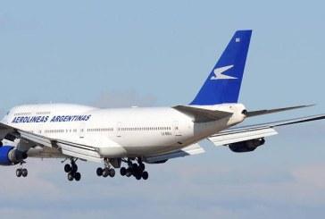 Aerolíneas Argentinas lança voo Brasília-BUE