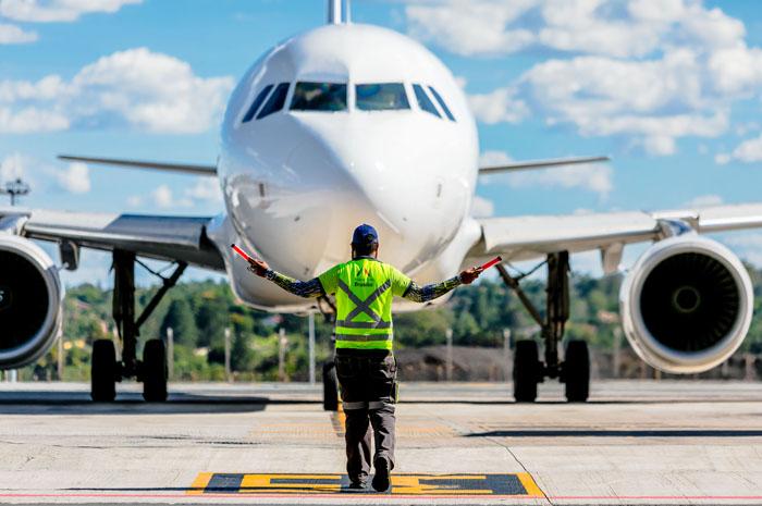 Presidente de Aena diz que há muito potencial no setor aéreo do Brasil