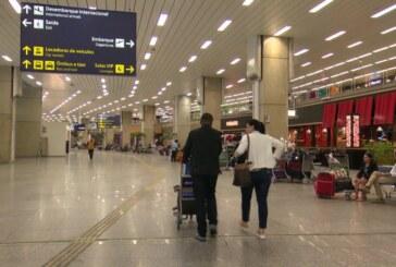 Pista principal do Santos Dumont será interditada no sábado; Galeão faz teste para receber mais passageiros