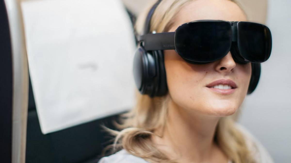 British Airways testa entretenimento a bordo com realidade virtual
