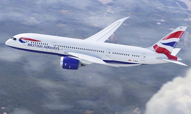 Falha de sistema da British Airways cancela voos em Londres