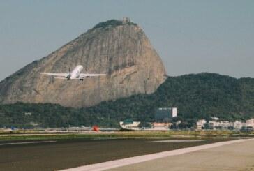 Pista principal do Aeroporto Santos Dumont, no Rio, fechará para reforma