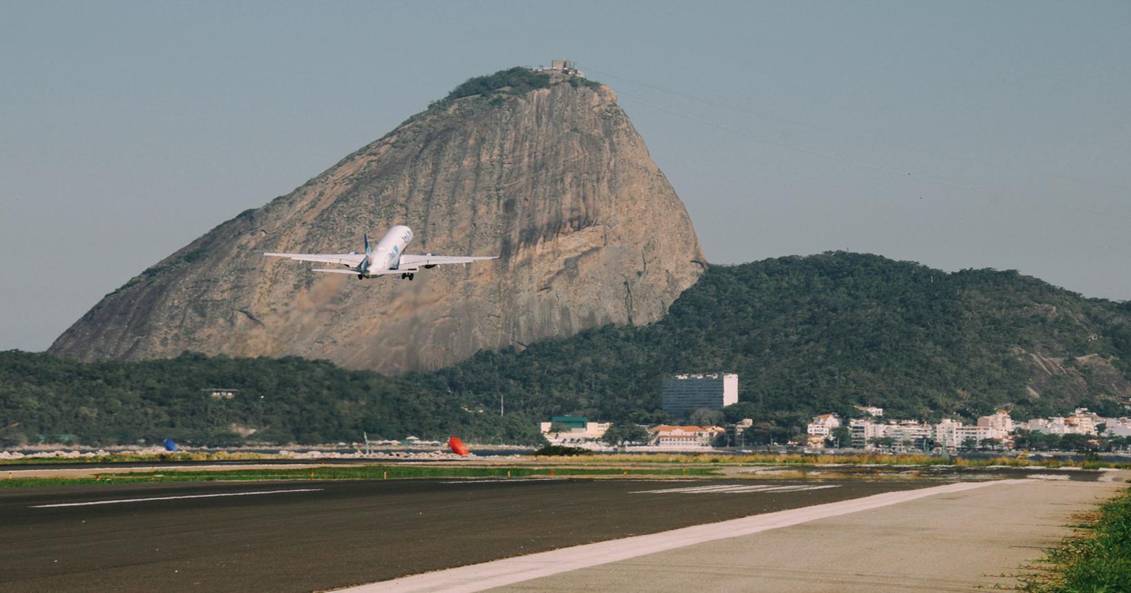 Pista principal do Aeroporto Santos Dumont, no Rio, fechará para reforma -  Maringá Turismo