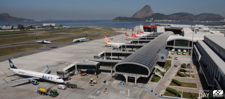 LATAM vai oferecer transfer entre aeroportos, durante obras no Santos Dumont