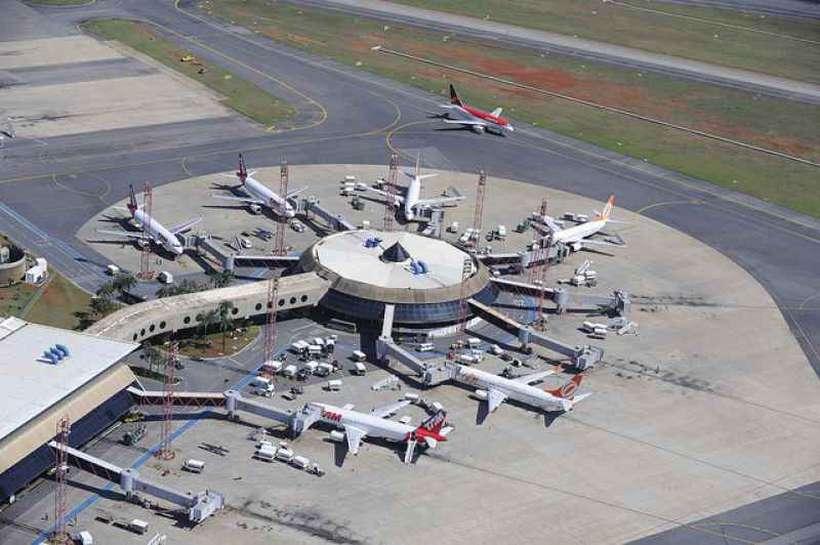 Geração conectada chega aos aeroportos