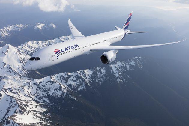 LATAM Airlines é eleita uma da três companhias aéreas mais sustentáveis do mundo