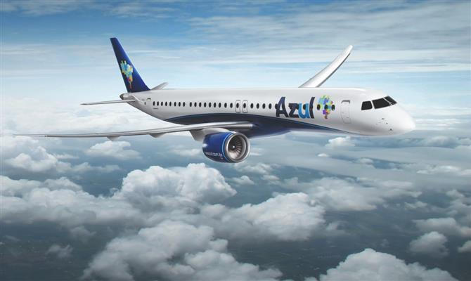 Azul anuncia voos entre Salvador e Petrolina (PE)