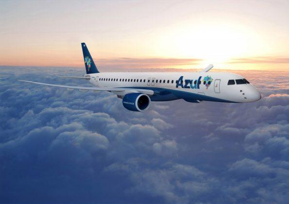 Azul quer receber 13 novos aviões até o final de 2019