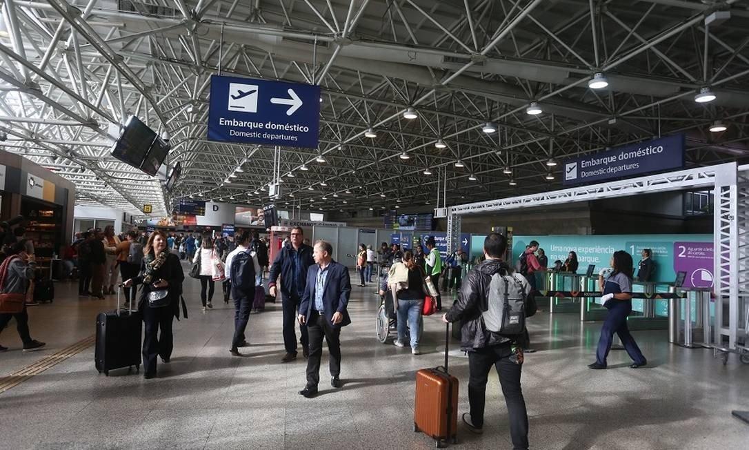 Rio reduz ICMS sobre querosene de aviação a até 7% para atrair novas companhias e mais voos