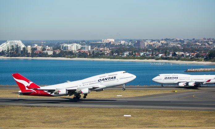 American e Qantas implementam joint venture