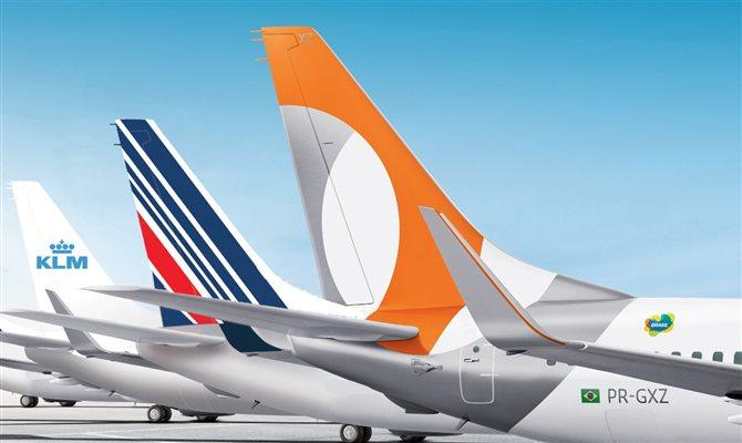 VoeBiz tem crescimento de 50% com parceria de Air France-KLM