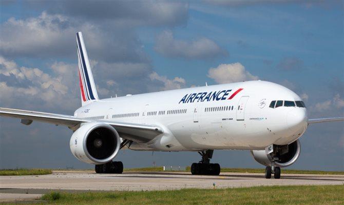Air France terá classe executiva em voos domésticos