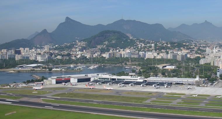 Governo deverá privatizar os aeroportos Santos Dumont e Congonhas até 2022
