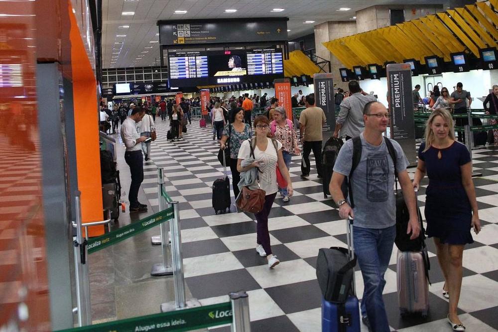 Setor de turismo cresce 3,9% nos nove primeiros meses do ano; transporte aéreo ajuda na boa fase