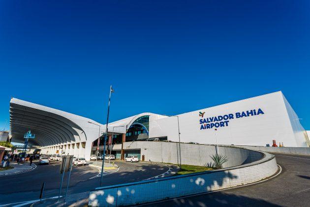 Aeroporto de Salvador conquista certificação internacional de redução na emissão de carbono