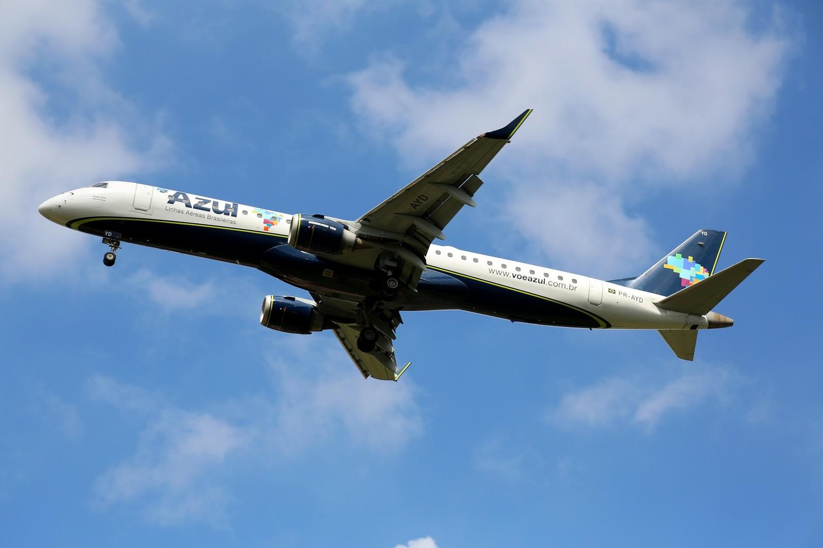 Pilotos da Azul farão protesto no aeroporto de Viracopos hoje