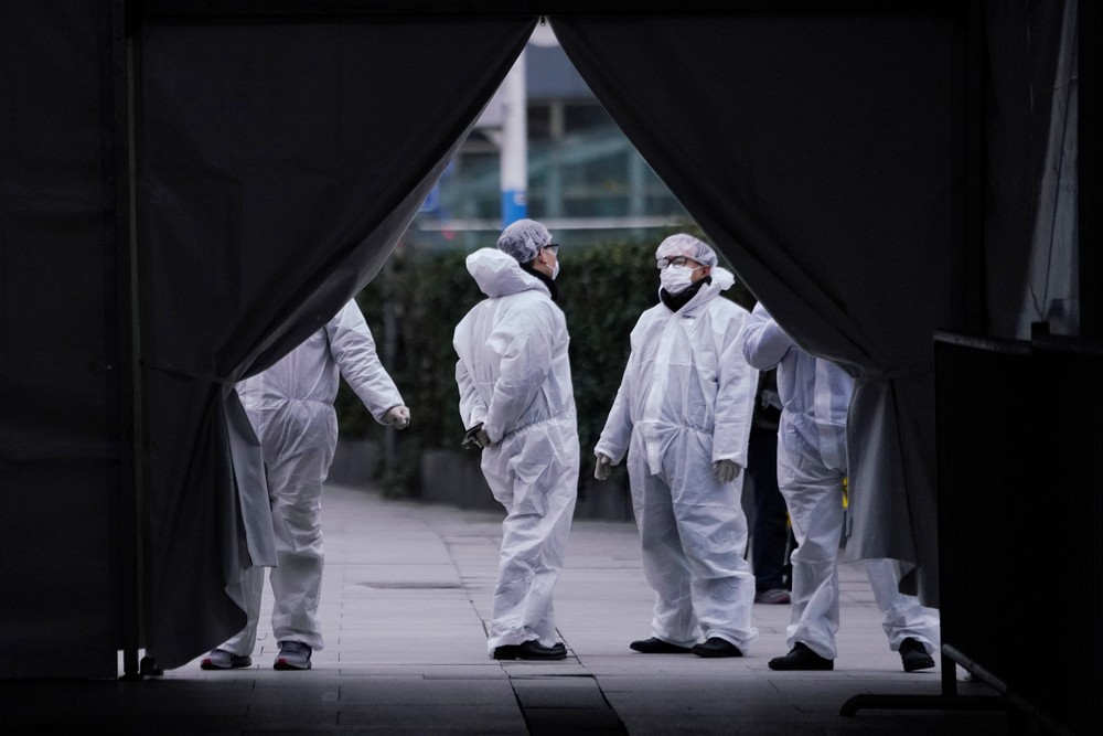 China tem 637 mortes por coronavírus e mais de 31 mil casos confirmados
