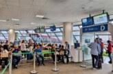 Movimento de aeronaves em Brasília cai mais de 90%