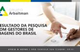 Grupo Arbaitman divulga resultado de pesquisa realizada com os Gestores de Viagens do Brasil
