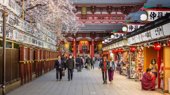 Vislumbrando fim da quarentena, Japão e Itália estudam subsidiar viagens turísticas