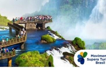 Movimento Supera Turismo Brasil é lançado oficialmente por associações