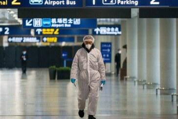 China autoriza um voo semanal de companhias aéreas estrangeiras
