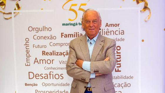 Maringá completa 56 anos com lançamento de portal do Grupo Arbaitman