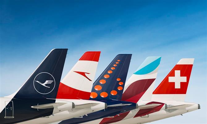 Grupo Lufthansa suspende taxa de remarcação de voos até dezembro