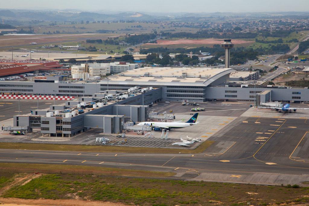 Aeroporto de Viracopos registra alta de passageiros pelo 8º mês seguido