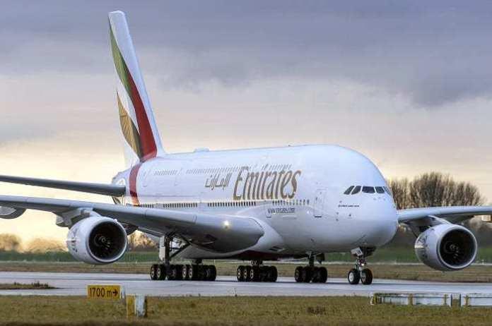 Emirates amplia operações entre São Paulo e Dubai a partir de fevereiro