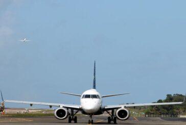 Bahia registra 85% de recuperação da malha aérea em janeiro