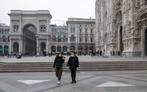 Governo italiano estende proibição de viagens domésticas até 27 de março