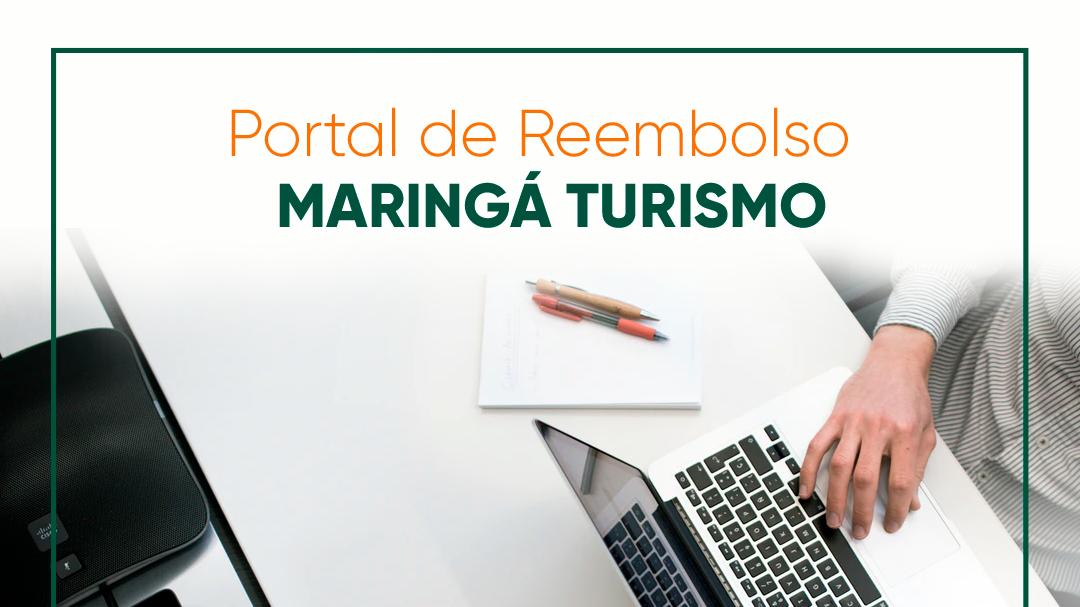 Portal de Reembolso Maringá Turismo