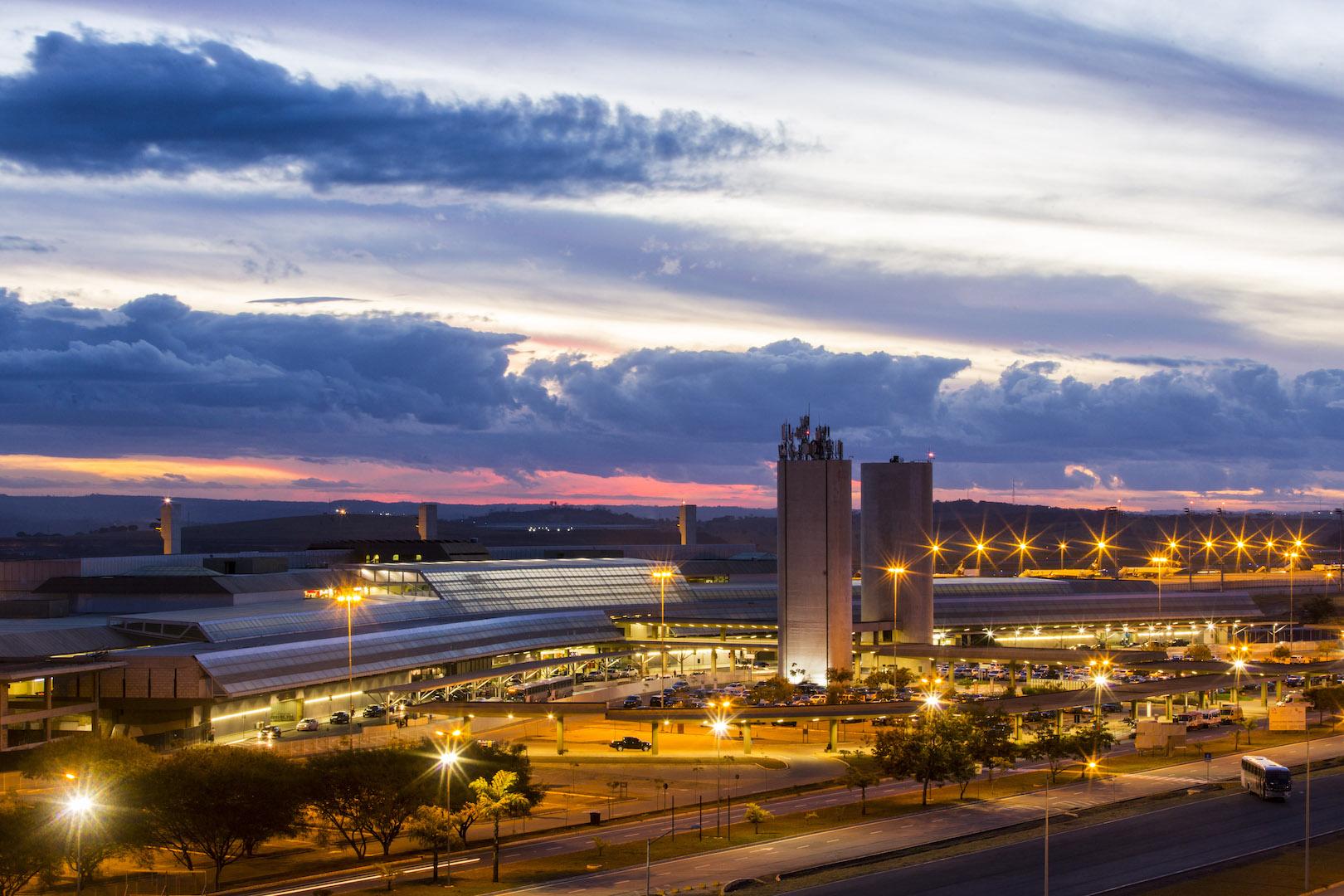 BH Airport inaugura unidade para exames RT-PCR da covid-19