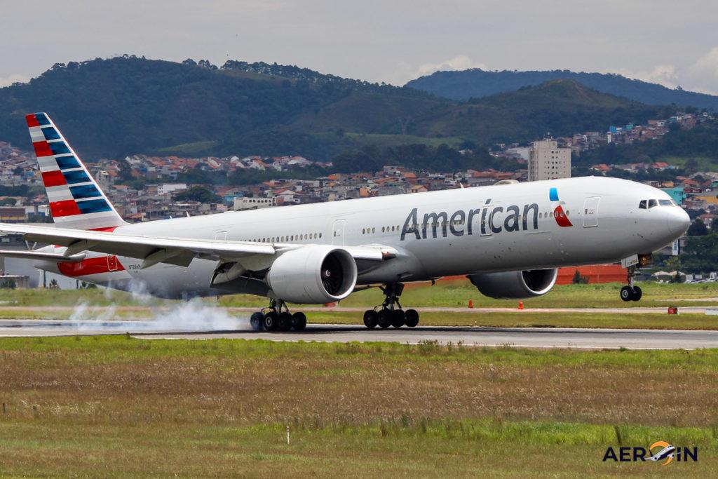 American Airlines faz parcerias no Brasil para descontos em testes de Covid-19