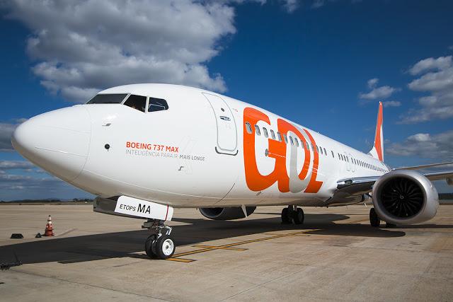 GOL solicita remarcação obrigatória de voos para maio