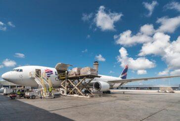 Latam opera 190 voos domésticos por dia e 7 internacionais no Brasil