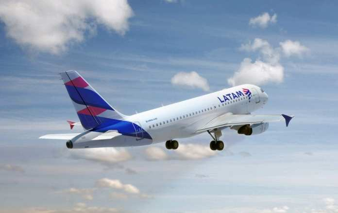 Latam retoma voos entre São Paulo e Lisboa a partir de 22 de abril