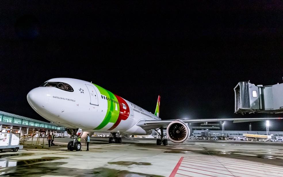Voos internacionais entre Salvador e Lisboa são retomados no aeroporto da capital baiana