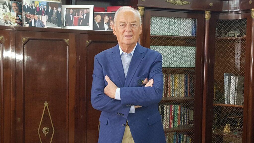 Marcos Arbaitman é reeleito presidente do Conselho da SPTuris