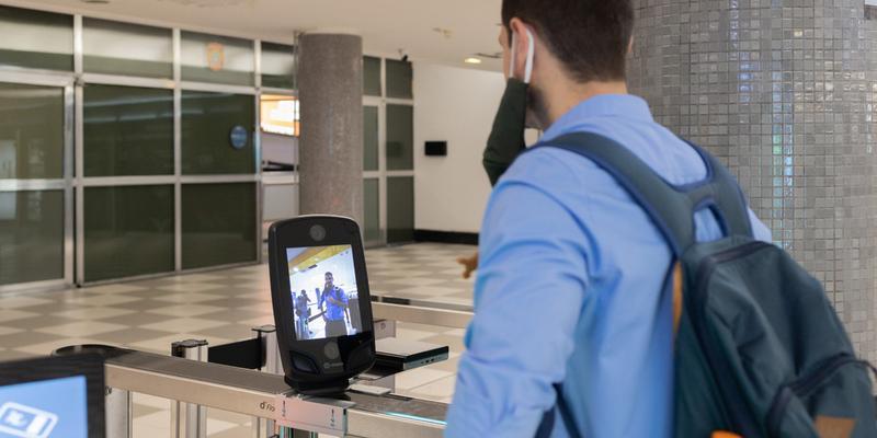 Ponte aérea Rio-SP testa embarque com biometria facial; veja como funciona