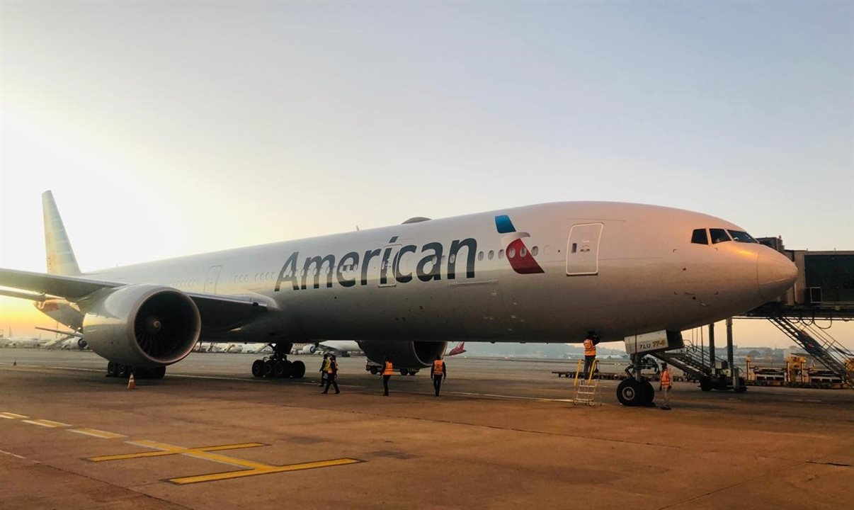 American espera que viagens corporativas voltem mais rapidamente