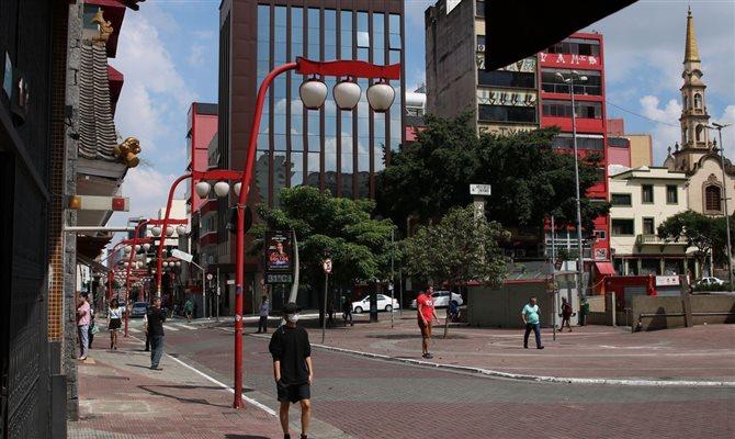 São Paulo prorroga fase de transição até o dia 30 de junho