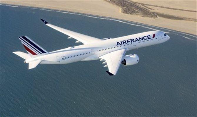 Air France pretende retomar voo a Fortaleza em outubro