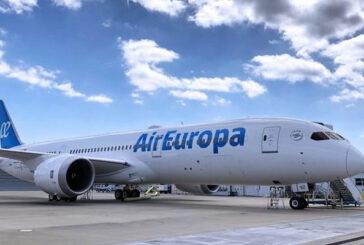 Air Europa retoma operações no Panamá e cresce oferta em Honduras