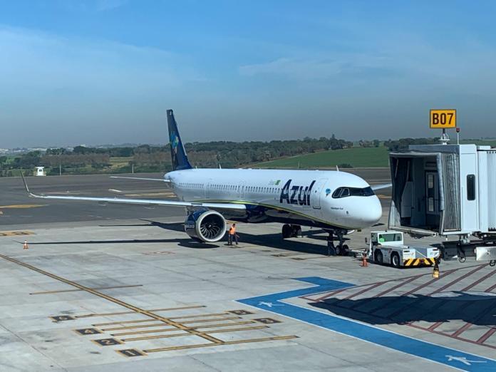 Azul anuncia voos diários para Portugal a partir de dezembro